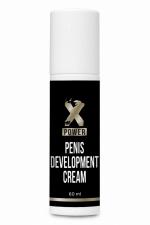 Penis Development Cream - XPower : La crème conçue pour les hommes qui souhaitent augmenter la taille de leur sexe !