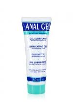 Anal gel - 50 ml : Gel conçu pour faciliter la pénétration anale. Compatible avec le préservatif, non gras, ne tache pas.
